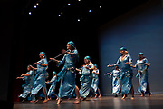 Raqs Salaam Dance Theater's 15th Annual Showcase in Lebanon, N.H., on Nov. 23, 2019. (Photo by Geoff Hansen)
