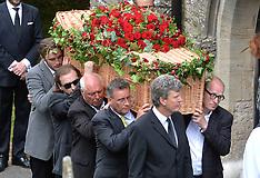JUN 19 2014 Rik Mayall funeral