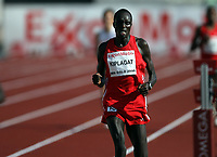 Friidrett , 3. juli 2009 , Golden League , Bislett Games , <br /> <br /> Henry Kiplagat 3000 metres