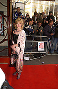 Jane Horrocks. Billy Elliot- The Musical opening night at the Victoria palace theatre and party afterwards at Pacha, London. 12 May 2005. ONE TIME USE ONLY - DO NOT ARCHIVE  © Copyright Photograph by Dafydd Jones 66 Stockwell Park Rd. London SW9 0DA Tel 020 7733 0108 www.dafjones.com