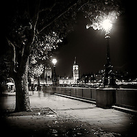 South Bank and Houes of Parliament, london, uk