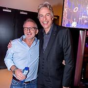 NLD/Hilversum/20180125 - Gouden RadioRing Gala 2017, Adam Curry en Jeroen van Inkel