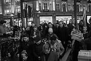 Oxford Circus, London. 30 January 2019