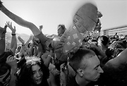 Rock gig crowds, Australia 2000's