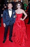 "BERENICE MARLOHE AND DANIEL CRAIG.attend the World Premiere of the twenty-third 007 adventure, ""Skyfall"", Royal Albert Hall, London_23/10/2012.Mandatory Credit Photo: ©Butler/NEWSPIX INTERNATIONAL..**ALL FEES PAYABLE TO: ""NEWSPIX INTERNATIONAL""**..IMMEDIATE CONFIRMATION OF USAGE REQUIRED:.Newspix International, 31 Chinnery Hill, Bishop's Stortford, ENGLAND CM23 3PS.Tel:+441279 324672  ; Fax: +441279656877.Mobile:  07775681153.e-mail: info@newspixinternational.co.uk"