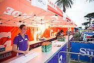 . 2012 Gatorade Triathlon Series Race 1. St Kilda, Victoria, Australia. 25/11/2012. Photo By Lucas Wroe