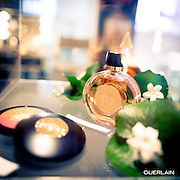 GUERLAIN TERRACOTA ANNIVERSARY CAMPAIGN IN MONTREAL event and reportage photographies in Montreal