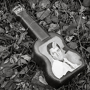 Elvis Popcorn Container, East Branch Housatonic River, Pittsfield, MA