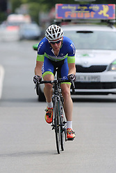 26.06.2015, Einhausen, GER, Deutsche Strassen Meisterschaften, im Bild Joern Brechwoldt (RSV Guetersloh) // during the German Road Championships at Einhausen, Germany on 2015/06/26. EXPA Pictures © 2015, PhotoCredit: EXPA/ Eibner-Pressefoto/ Bermel<br /> <br /> *****ATTENTION - OUT of GER*****