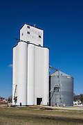 Three generations of Schroeder's have operated this elevator in El Reno.
