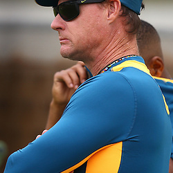 Durban South Africa - December 22, Lance Klusener during the South African training session at Sahara Stadium Kingsmead, 22 December 2015. (Photo by Steve Haag) images for social media must have consent from Steve Haag