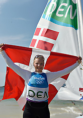 20160816 Rio2016 Olympics - Sejlsport - Laser Anne-Marie Rindom