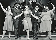 AIN'T MISBEHAVIN'--Pennsylvania Stage Company--Musical production,Allentown,PA 1987