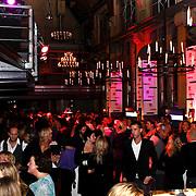 NLD/Amsterdam/20081103 - Uitreiking Cosmopollitan Awards 2008, overzicht restaurant het Pompstation