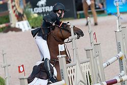 Alvarez Aznar Eduardo, ESP, Rokfeller de Pleville Bois Margot<br /> World Equestrian Games - Tryon 2018<br /> © Hippo Foto - Dirk Caremans<br /> 19/09/2018