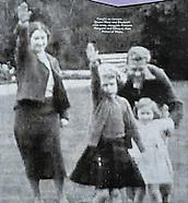 Queen Elizabeth's Nazi Salute