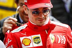 May 25, 2019 - Monte Carlo, Monaco - Motorsports: FIA Formula One World Championship 2019, Grand Prix of Monaco, .#16 Charles Leclerc (MCO, Scuderia Ferrari Mission Winnow) (Credit Image: © Hoch Zwei via ZUMA Wire)