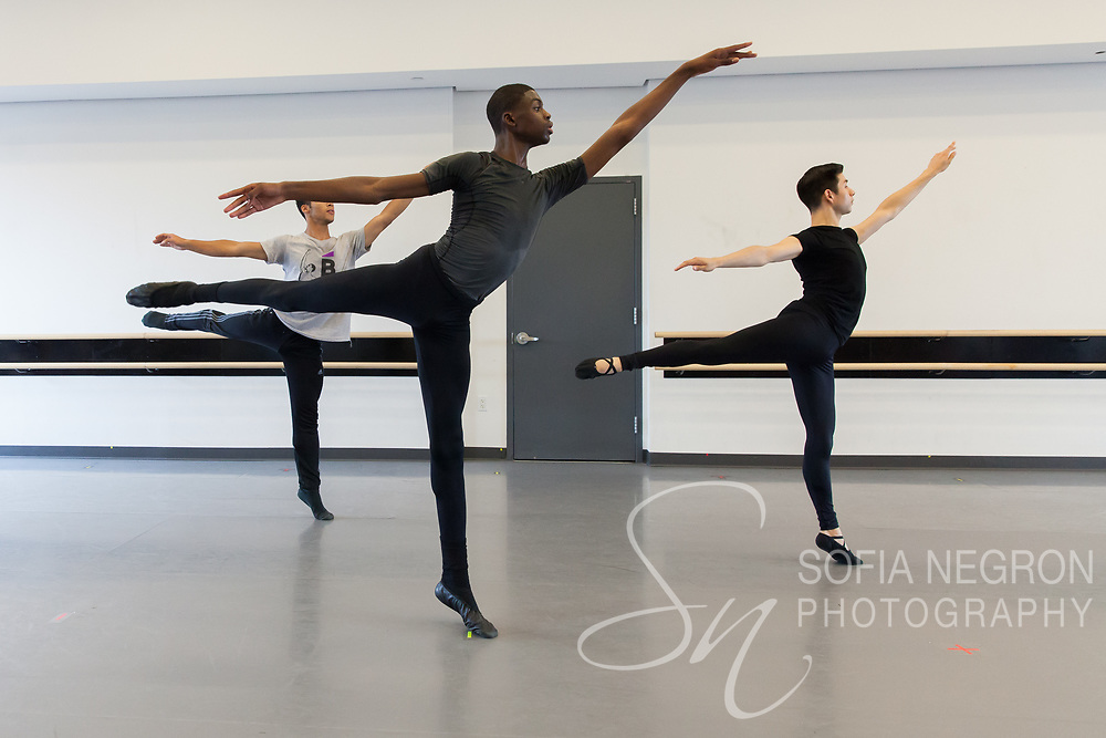 New York Dance photographer Sofia Negron Ballet Hispanico Summer Intensive 2017