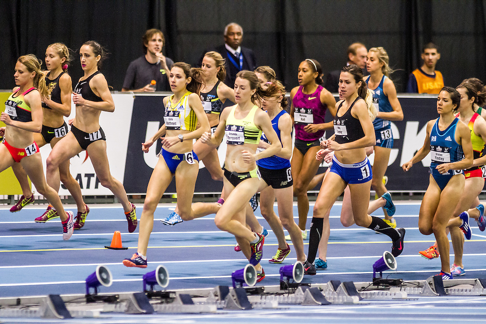 USATF Indoor Track & Field Championships: womens two mile