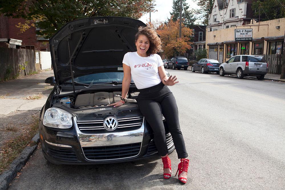 Patrice Banks - Girls Auto Clinic