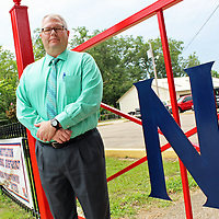 First-year superintendent Tim Dickerson started his position leading the Nettleton School District July 1, which was 30 years and a little more than a month after he graduated high school from the same district.