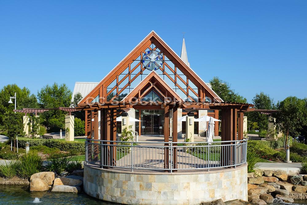 Mariners Church Wedding Chapel Front Entrance