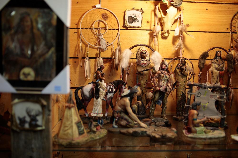 Tourist store in Virginia.
