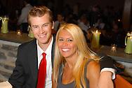 6/25/10 9:04:10 PM -- Philadelphia, Pa. U.S.A. -- Lauren & Joe - June 25, 2010 --  Photo by William Thomas Cain/cainimages.com