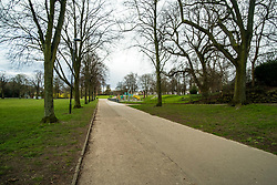Hillsborough park Sheffield  28th March 2020 after emergency measures to combat Covid-19 were announced by Prime minister Boris Johnson on Monday evening 23rd march<br /> <br /> 28 March 2020<br /> <br /> www.pauldaviddrabble.co.uk<br /> All Images Copyright Paul David Drabble - <br /> All rights Reserved - <br /> Moral Rights Asserted -