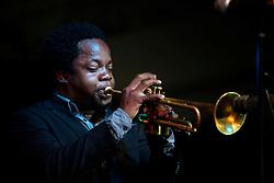 Ambrose Akinmusire, 2011<br /> Photo by Darrin Zammit Lupi