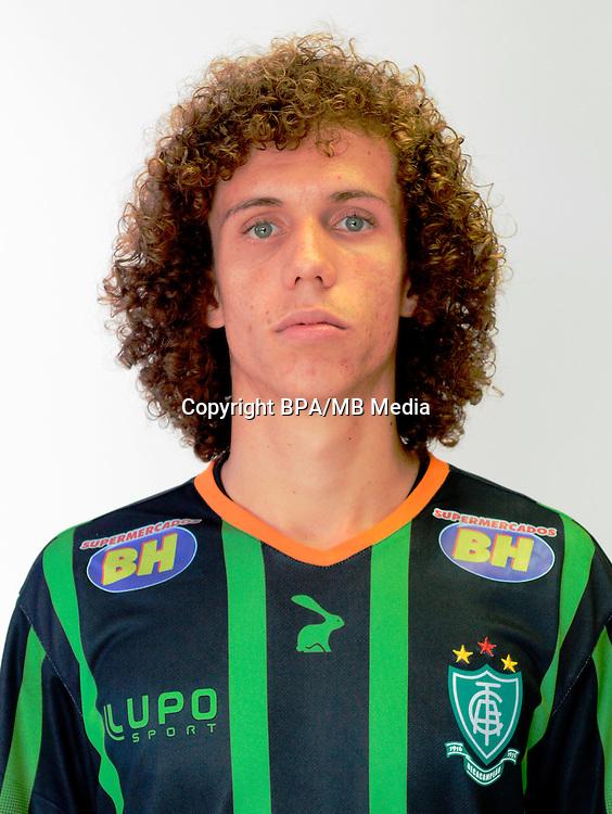 Brazilian Football League Serie A / <br /> ( America Futebol Club - America Mineiro MG ) - <br /> Roger Duarte de Oliveira &quot; Roger Duarte &quot;