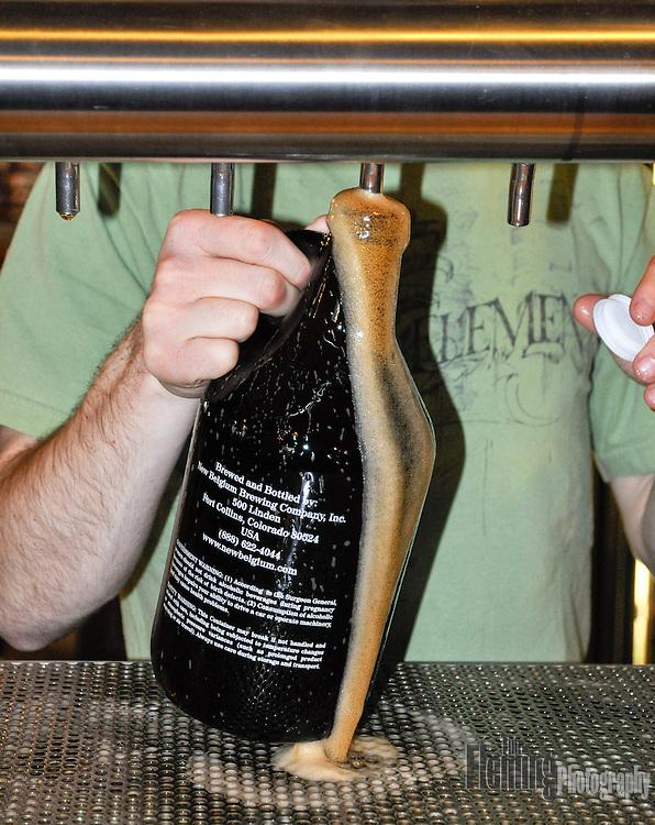 New Belgium Brewing Company, Fort Collins, Colorado