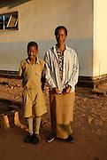Zimbabwe, Howard Institute. May 2010. Rachel and Joseph (13)  MUSIYAKUVI.