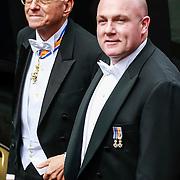 NLD/Amsterdam/20130430 - Inhudiging Koning Willem - Alexander en Konining Maxima, Andre Kuipers