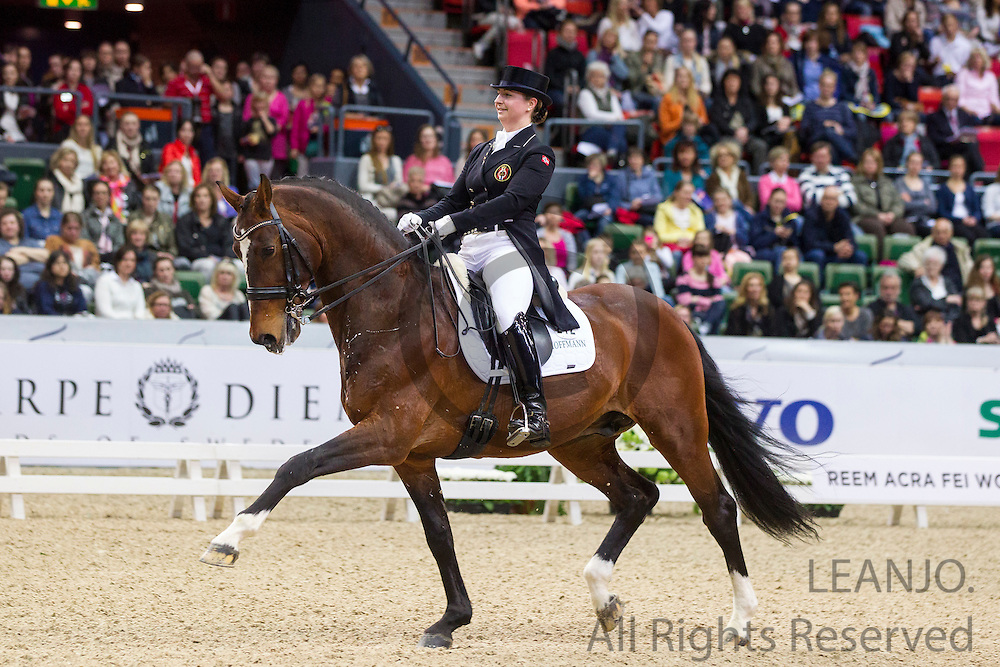 Lillann Jebsen - Pro Set<br /> Reem Acra FEI World Cup Final 2013<br /> &copy; DigiShots