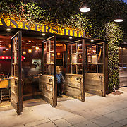 Paul Basile Design - Bankers Hill Restaurant, San Diego California