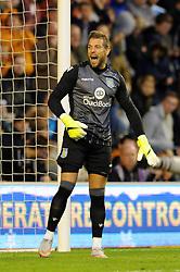 Mark Bunn of Aston Villa - Mandatory by-line: Dougie Allward/JMP - 07966386802 - 28/07/2015 - SPORT - FOOTBALL - Wolverhampton,England - Molineux Stadium - Wolves v Aston Villa - Pre-Season Friendly