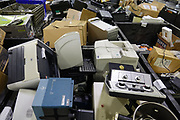 ER2 is an an electronic recycling company just south of downtown Memphis, Tennessee that specializes in secure data destruction.