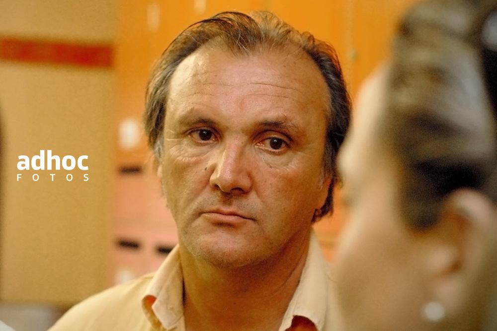 Richard Read. Montevideo, 2007.<br /> URUGUAY / MONTEVIDEO / <br /> Foto: Ricardo Ant&uacute;nez / AdhocFotos<br /> www.adhocfotos.com