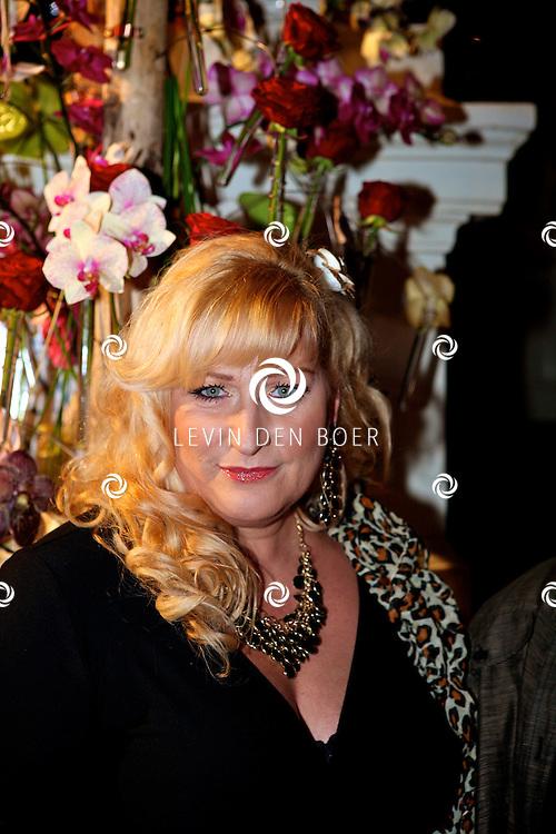 AMSTERDAM - In het Amstel Hotel zijn de Beau Monde Awards 2011 weer uitgereikt.  Met op de foto Christine van der Horst. FOTO LEVIN DEN BOER - PERSFOTO.NU