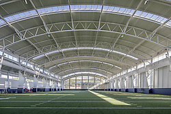 Indoor Football Practice Field at Liberty University