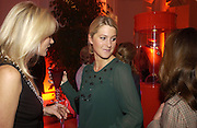 Lady Kinvara Balfour. Cartier party to celebrate the Blooming of a precious jewel. the Orangery. Kensington Palace. London.  25 October 2005. October 2005. ONE TIME USE ONLY - DO NOT ARCHIVE © Copyright Photograph by Dafydd Jones 66 Stockwell Park Rd. London SW9 0DA Tel 020 7733 0108 www.dafjones.com