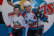 KELOWNA, CANADA - MARCH 11:  Pepsi Player of the Game with Nick Merkley #10 of the Kelowna Rockets at the Kelowna Rockets game on March 11, 2017 at Prospera Place in Kelowna, British Columbia, Canada.  (Photo By Cindy Rogers/Nyasa Photography,  *** Local Caption ***