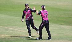 South Africa Women v New Zealand Women - T20 Tri Series - 28 June 2018