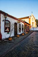 Centro histórico de Santo Antonio de Lisboa. Florianópolis, Santa Catarina, Brasil. / Historic center of Santo Antonio de Lisboa. Florianopolis, Santa Catarina, Brazil.