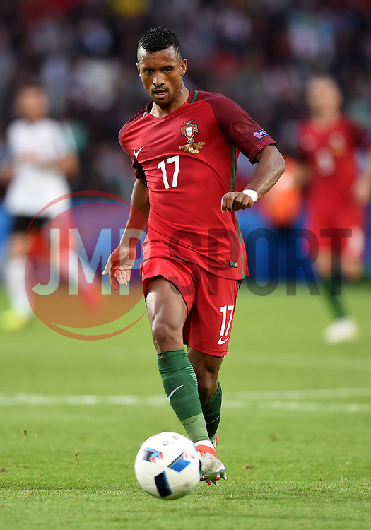 Nani of Portugal  - Mandatory by-line: Joe Meredith/JMP - 18/06/2016 - FOOTBALL - Parc des Princes - Paris, France - Portugal v Austria - UEFA European Championship Group F