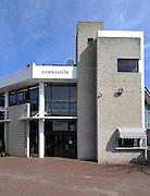 University of Stellenbosch : Gymnasium. <br /> Photo by Roger Sedres