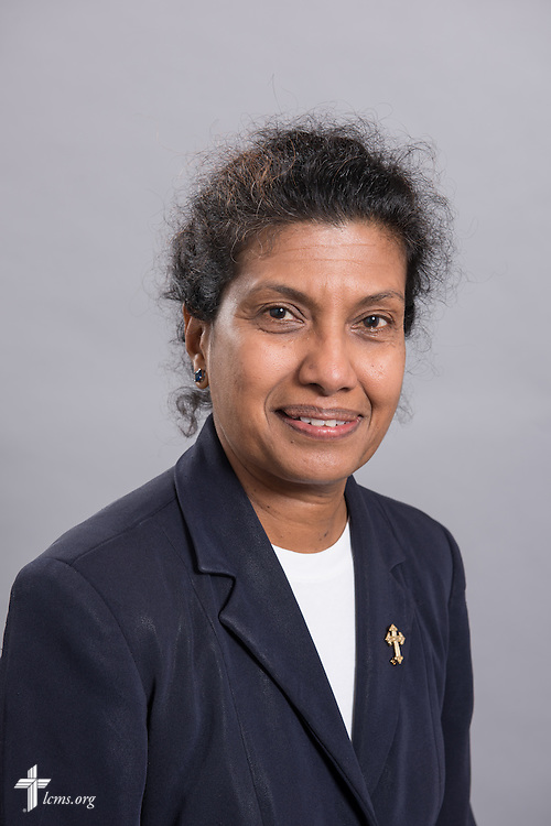 Headshot of Deaconess Grace Rao, director of LCMS Deaconess Ministry, at the International Center of The Lutheran Church–Missouri Synod on Tuesday, August 4, 2015, in Kirkwood, Mo. LCMS Communications/Erik M. Lunsford