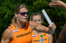 20150806 NED: Training Nederlands Estafette team, Arnhem
