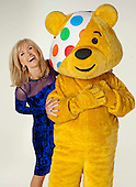 Jackie Bird and Pudsey